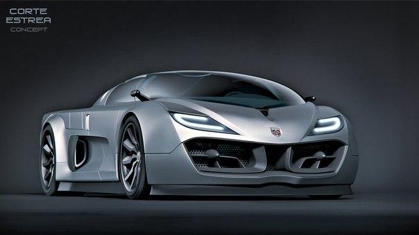 Автомобили будущего (16 фото)