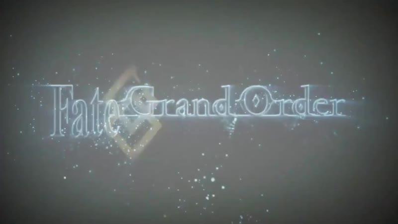 трейлер Судьба/Великий приказ: Вавилон\Fate/Grand Order: Babylonia