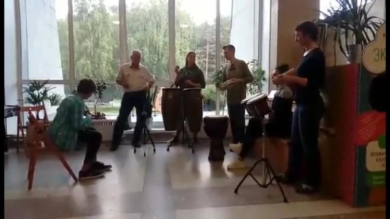 АкадемДжем Семён Ткачук и Percussion смотреть онлайн без регистрации