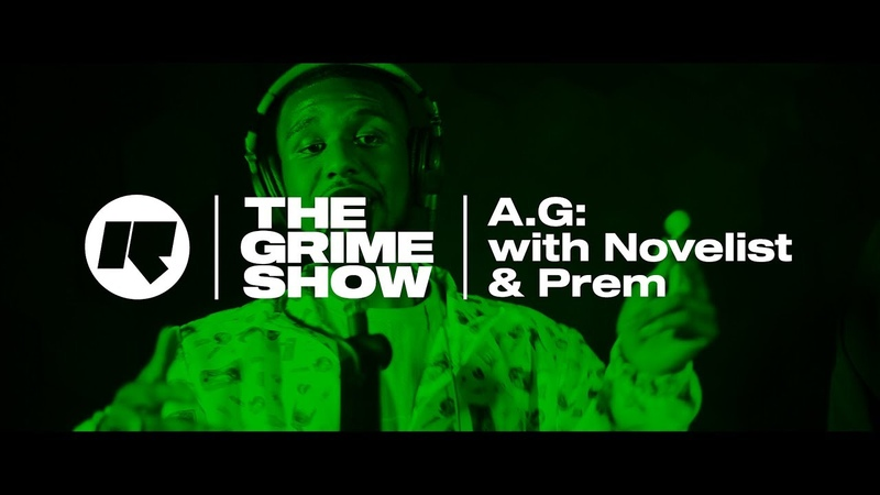 The Grime Show: A.G. with Novelist Prem