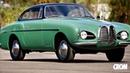 1953 Fiat 1100 103 Vignale Coupe