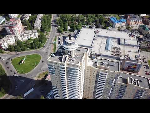 Самый высокий жилой дом Архангельска. Что же там на крыше!