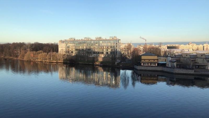 Квартира 360 кв.м., СПб, Ждановская ул. 45, ЖК Леонтьевский Мыс, 2-я секция 5 этаж