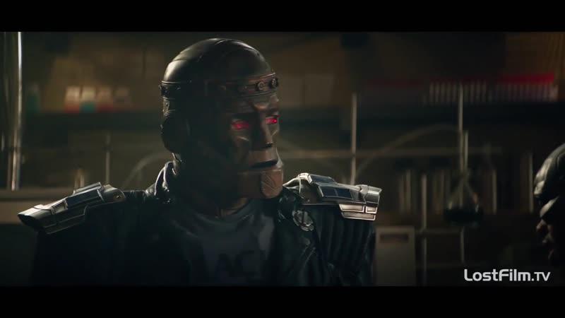 Роковой патруль Doom Patrol 1 сезон Тизер HD 1080