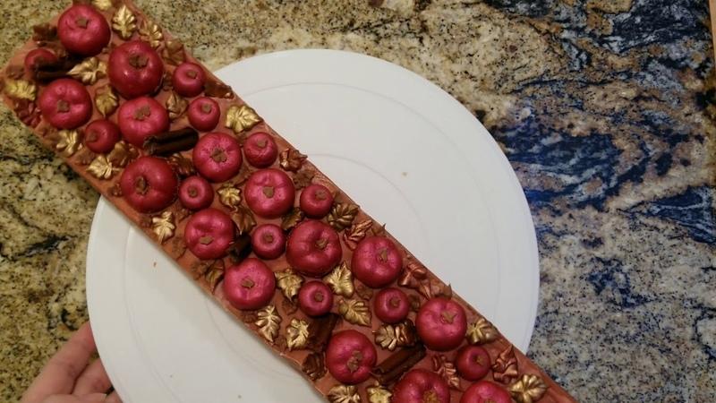 Spiced Apple Cider handmade artisan soap