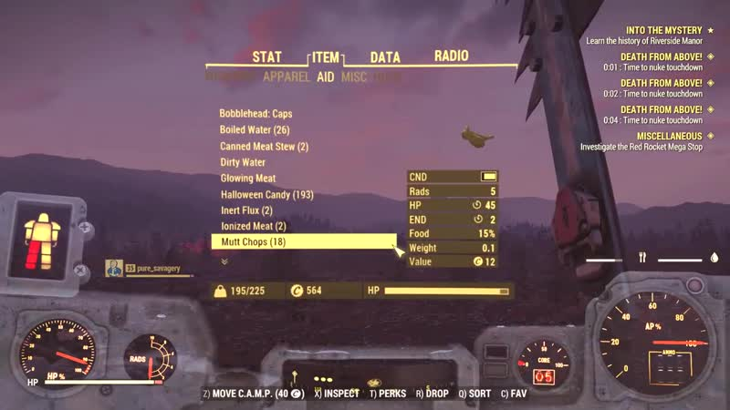 Launching 3 NUKES in Fallout 76 CRASHES THE SERVER