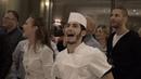 We Will Rock You Budapest flashmob - Continental Hotel Budapest