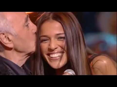 Charles Aznavour x Nâdiya - Viens pleurer au creux de mon épaule