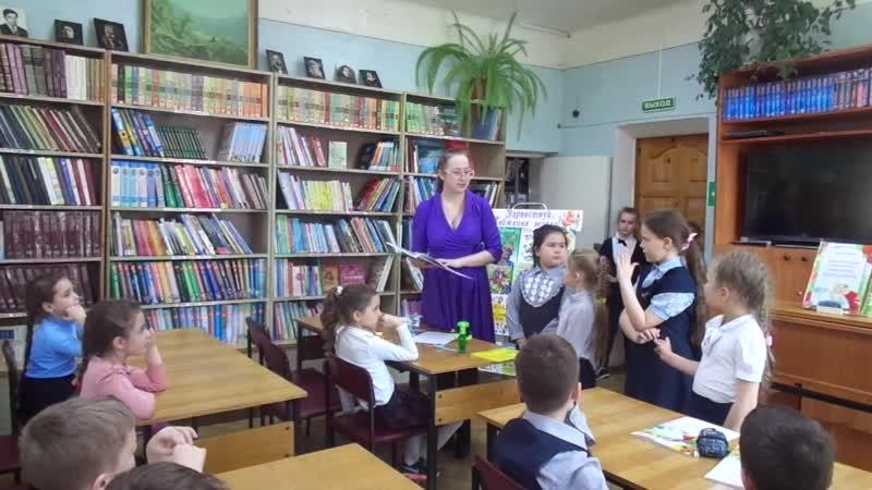 Дети читают по ролям книгу Неожиданный эксперимент Прокофия Игнатьевича