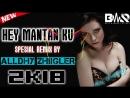 SPESIAL RMX @HEY MANTAN KU BY ™ALLDHY ZHIIGLER™ ENAK BUAT PARTY BOZ