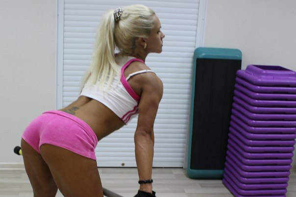 фитоняшки спорт мотивация девушки