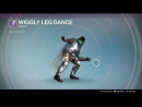 Destiny_20180130 BLACK-GOLOGEN HUNTER vers42 . WIGGLY LEG DANCE .