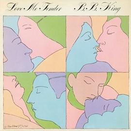 B.B. King альбом Love Me Tender