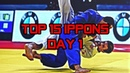 Top 15 ippons in day 1 of Judo Grand Slam Baku 2019
