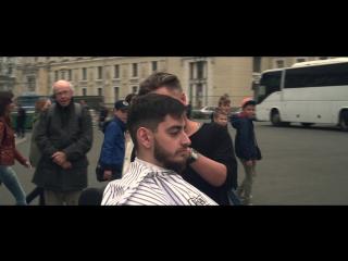 Hard Coin Street cut (Barbershop Hard Coin — барберы стригут на Дворцовой) HD_1080p