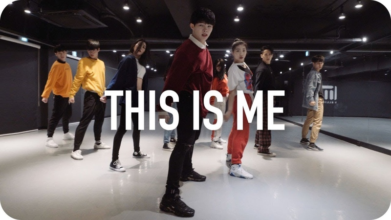 This is me - The Greatest Showman OST Jun Liu Choreography