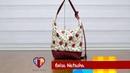 Vídeo da mochila de tecido Natasha. DIY. Fabric backpack. How to do, sew or make a fabric backpack