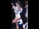 · Fancam · 180616 · OH MY GIRL YooA focus Secret Garden · Sudden Attack With Oh My Girl Fanmeeting ·