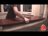 Видео от АРСеналстрой -обшивка стен лоджии пластиковыми панелями, технология отделки.
