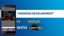 Kotlin Android Tutorial - Instagram Filter part 3 Bottom Dialog Fragment