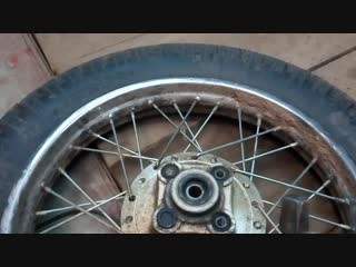 Правильный метод замены саленблоков в колесе