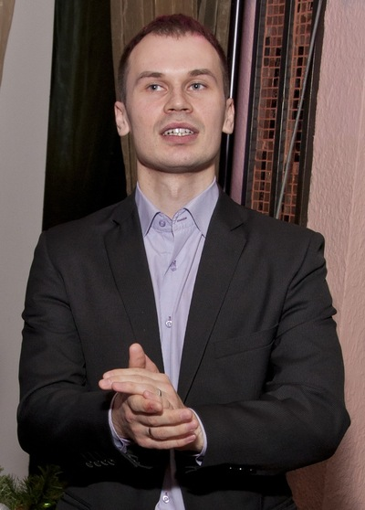 Павел Байгозин, 6 января 1986, Санкт-Петербург, id346338