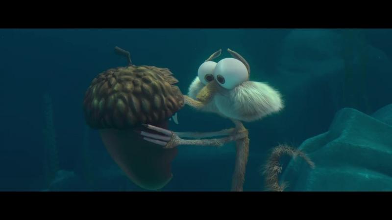 Отрывок из мультфильма «Ледниковый период 4: Континентальный дрейф»