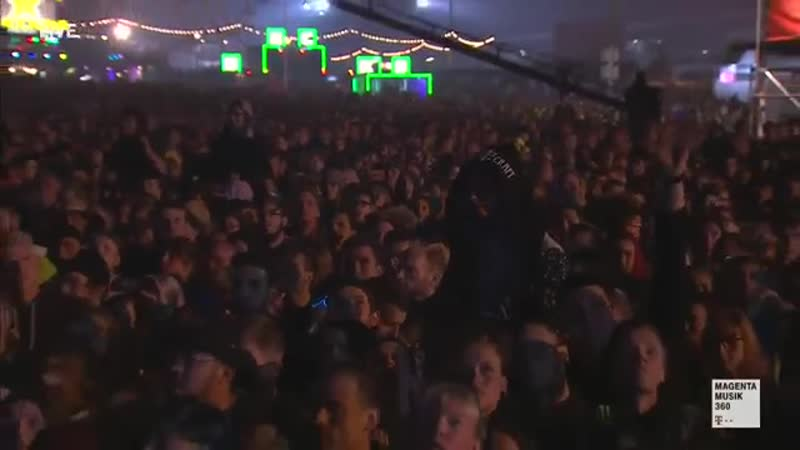Marilyn Manson - Say10 - Live at Rock Am Ring 2018