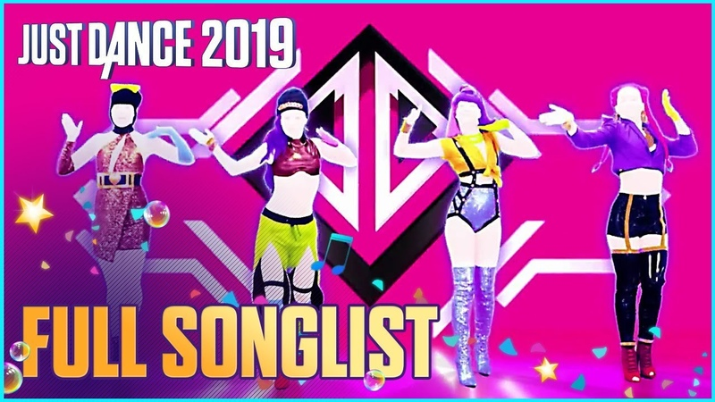 Just Dance 2019: Official Songlist | FULL SONGLIST