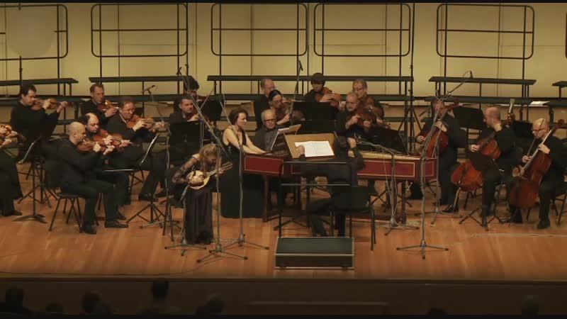 Вивальди. Концерт для мандолины C-dur