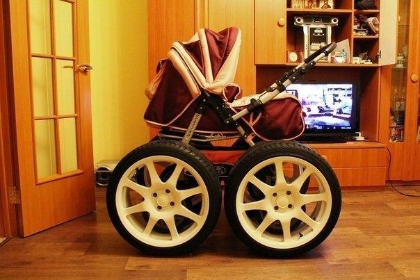 детская прогулочная коляска 4moms origami
