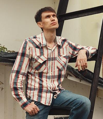 Андрей Ларионов, 8 апреля , Самара, id9002404