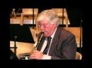 Guy Dangain clarinette Bela Kovács Hommage à Zoltan Kodály