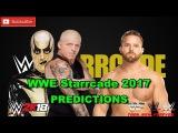 WWE Starrcade 2017 Dustin Rhodes vs. Dash Wilder Predictions WWE 2K18