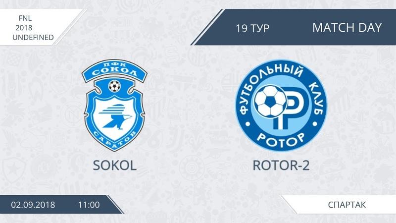 AFL18 Russia FNL Day 19 Sokol Rotor 2