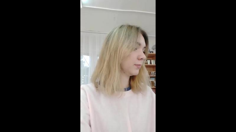 говорим о курсах 😍 косы причёски и макияж