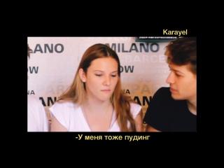 Бин бузлд челлендж / Алина Боз / Бурак Йорук