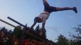 Выездной тренинг по Work Out для детей школы-интернат в с. Меренешты