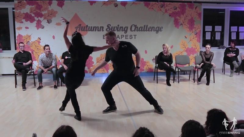 Autumn Swing Challenge 2018 - Kyle Amandine