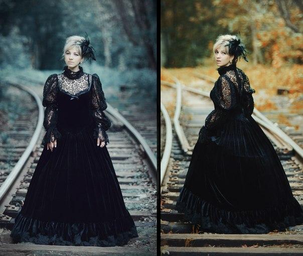 Платья в прокат 19 века