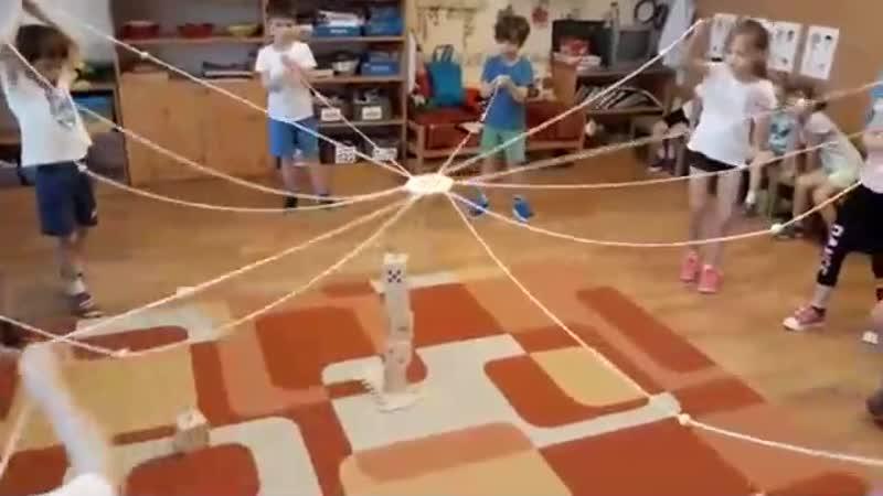 Командная игра для детей