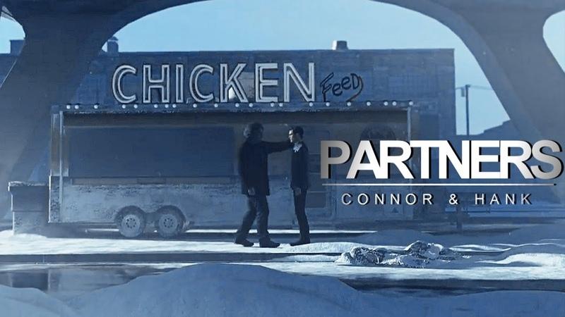 Hank Connor | PARTNERS (spoilers!)