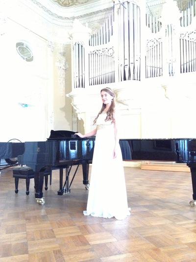 Дарья Гуляева, 17 августа , Санкт-Петербург, id34934