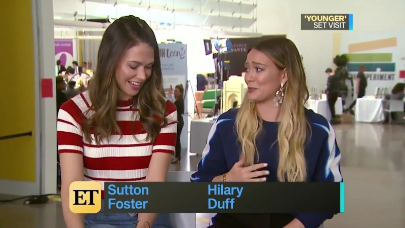 Inside the Amazing Wardrobe on Set of Younger - Hilary Duff, Sutton Foster, Peter Hermann