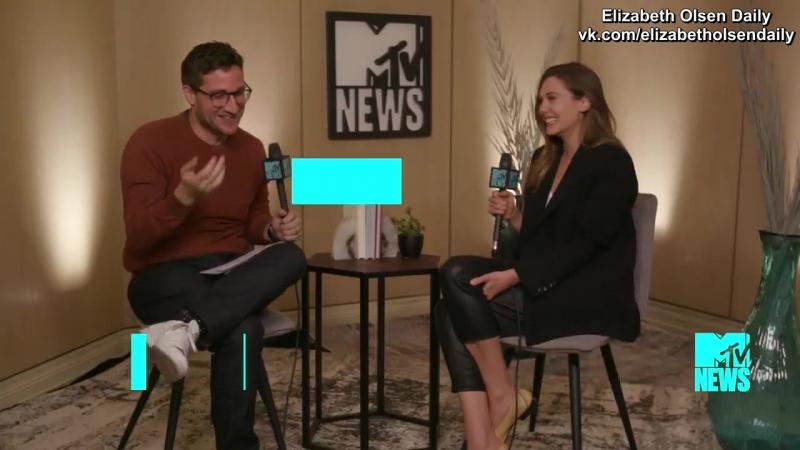Интервью для канала «MTV» в рамках кинофестиваля в Торонто | 9 сентября 2018 (русские субтитры)