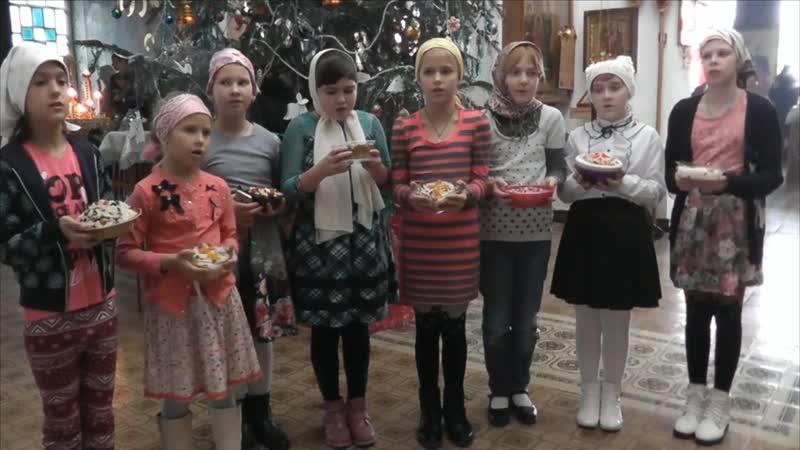 Станичные традиции празднования Рождества Христова