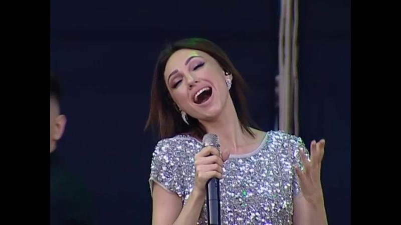 Выступление Согдианы в Луганске (ГТРК ЛНР)