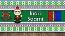 The Sound of the Inari Saami Language (Numbers, Phrases Tongue Twister)