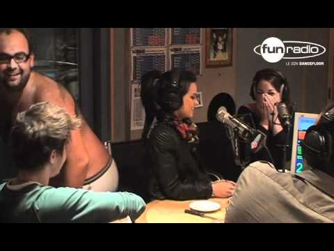 INNA @ Radio Fun ( 22.09.2010 Париж, Франция)