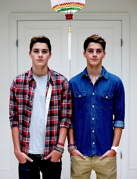 JACK AND FINN HARRIES || JACKSGAP | VK